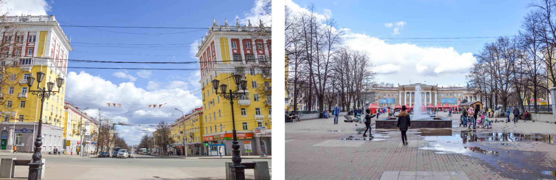 Ces deux colossaux édifices ont attiré mon attention, me poussant à descendre du véhicule et à découvrir ce lieu authentique.