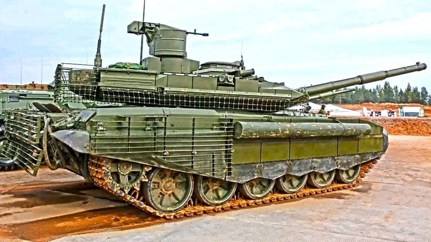 "Т-90М ""Прорив-3"""