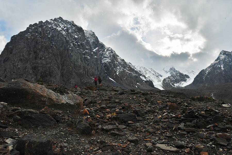 Gora Karandaš v Altajski republiki
