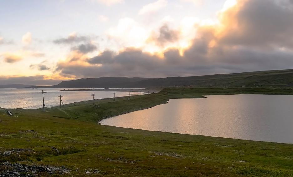 Lake Mogilnoe