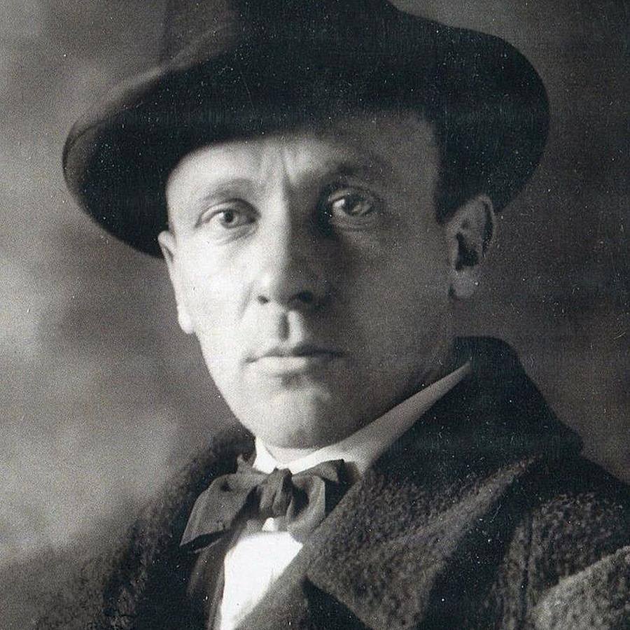 Mikhail Bulgakov.