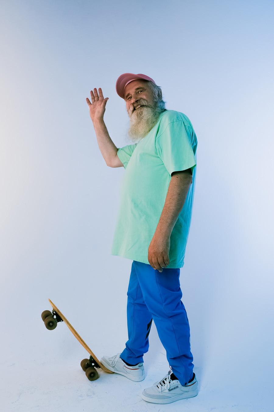Nikolay, 70 ans