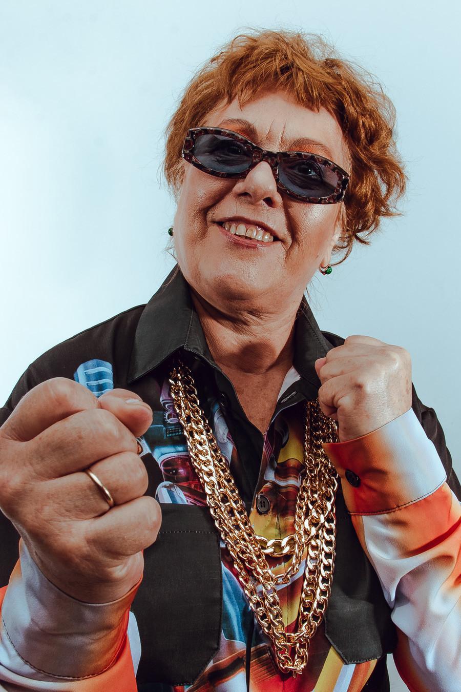 Nadejda, 70 ans