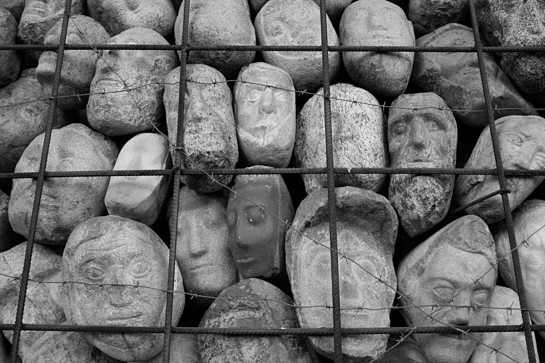 Паметник на ГУЛАГ от Евгений Чубаров, Москва