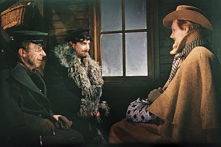 Film Idiot, 1958-