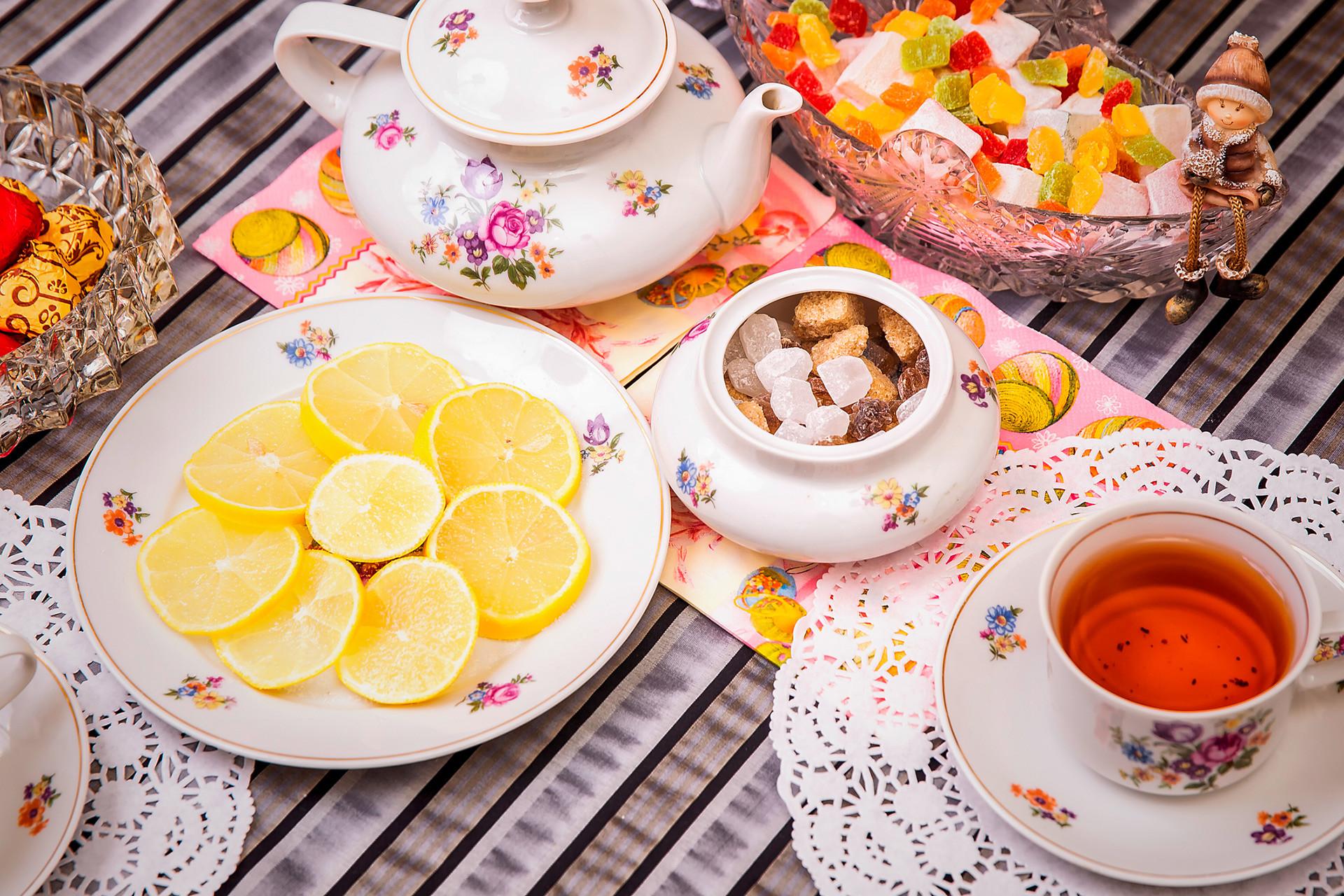 Tee à la Russe: Mit diesen Tricks wird Ihre Teeparty ein Erfolg ...