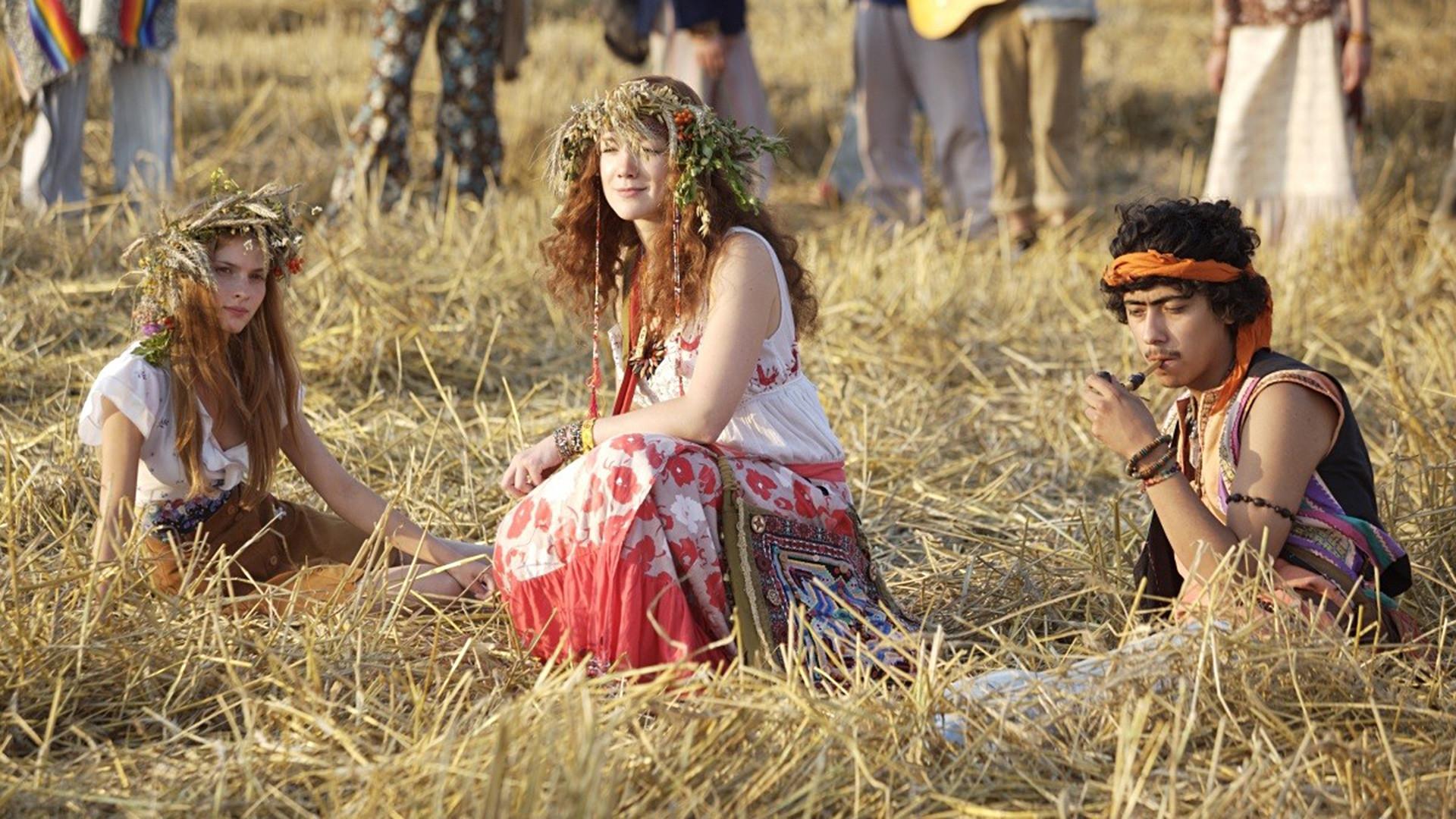 """Cena do filme russo """"A Casa do Sol"""" (Dom Solntsa)."""