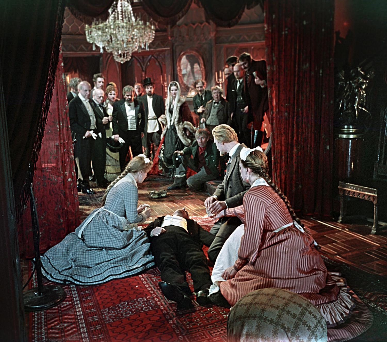 ソ連映画『白痴』、1958年