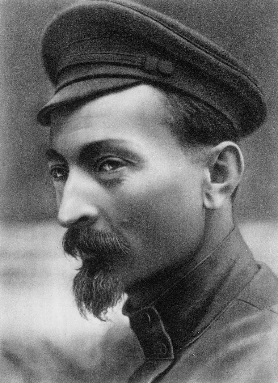 """Félix Dzerzhinski, un amigo personal de Lenin, fue la primera persona que lideró a los llamados """"chequistas""""."""