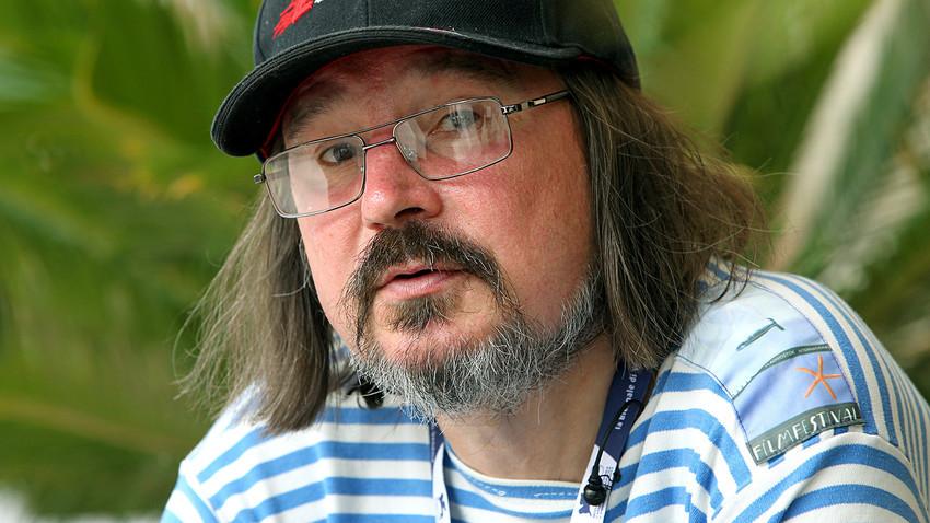 Алексей Балабанов, 2012 г.