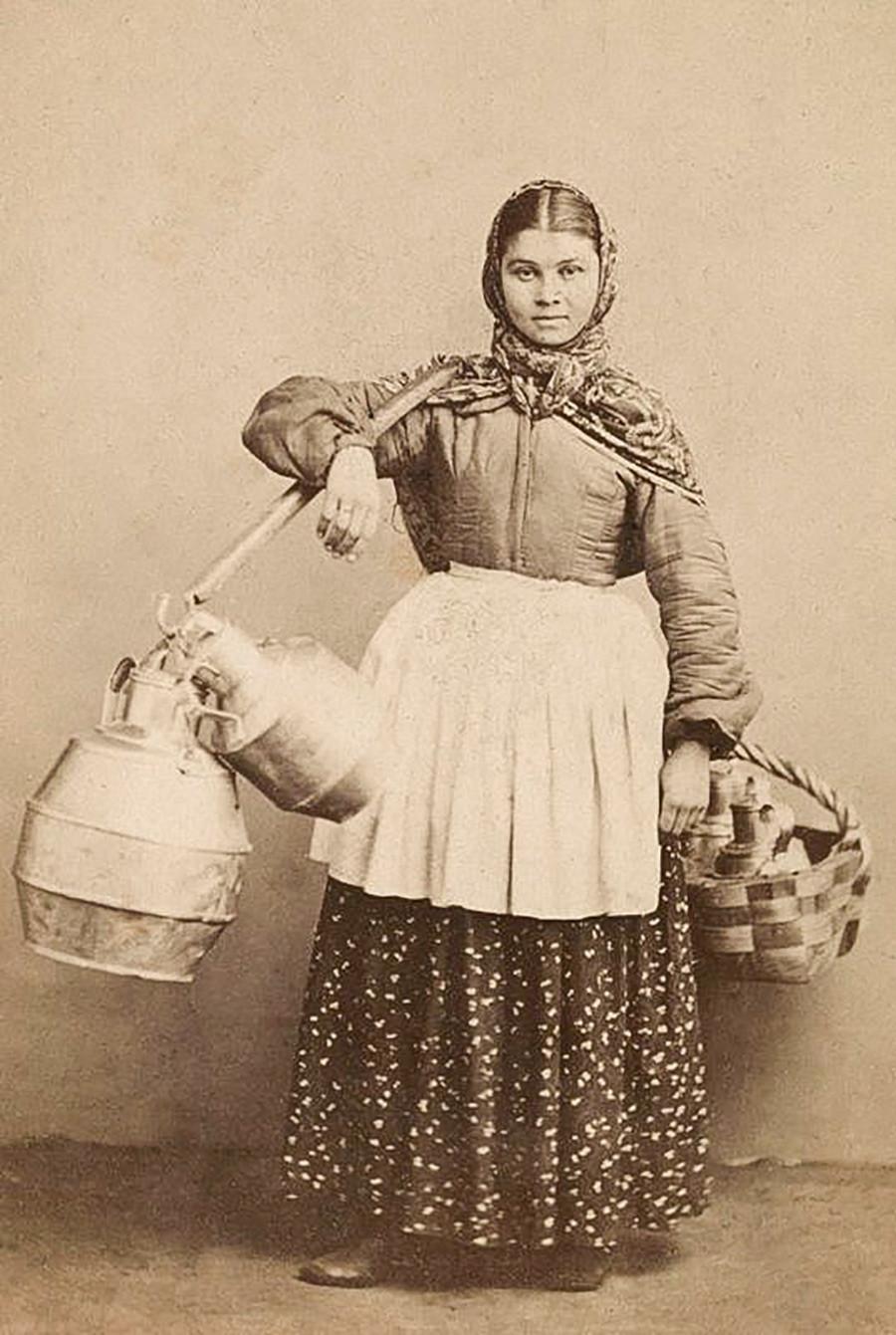 Milkmaid.