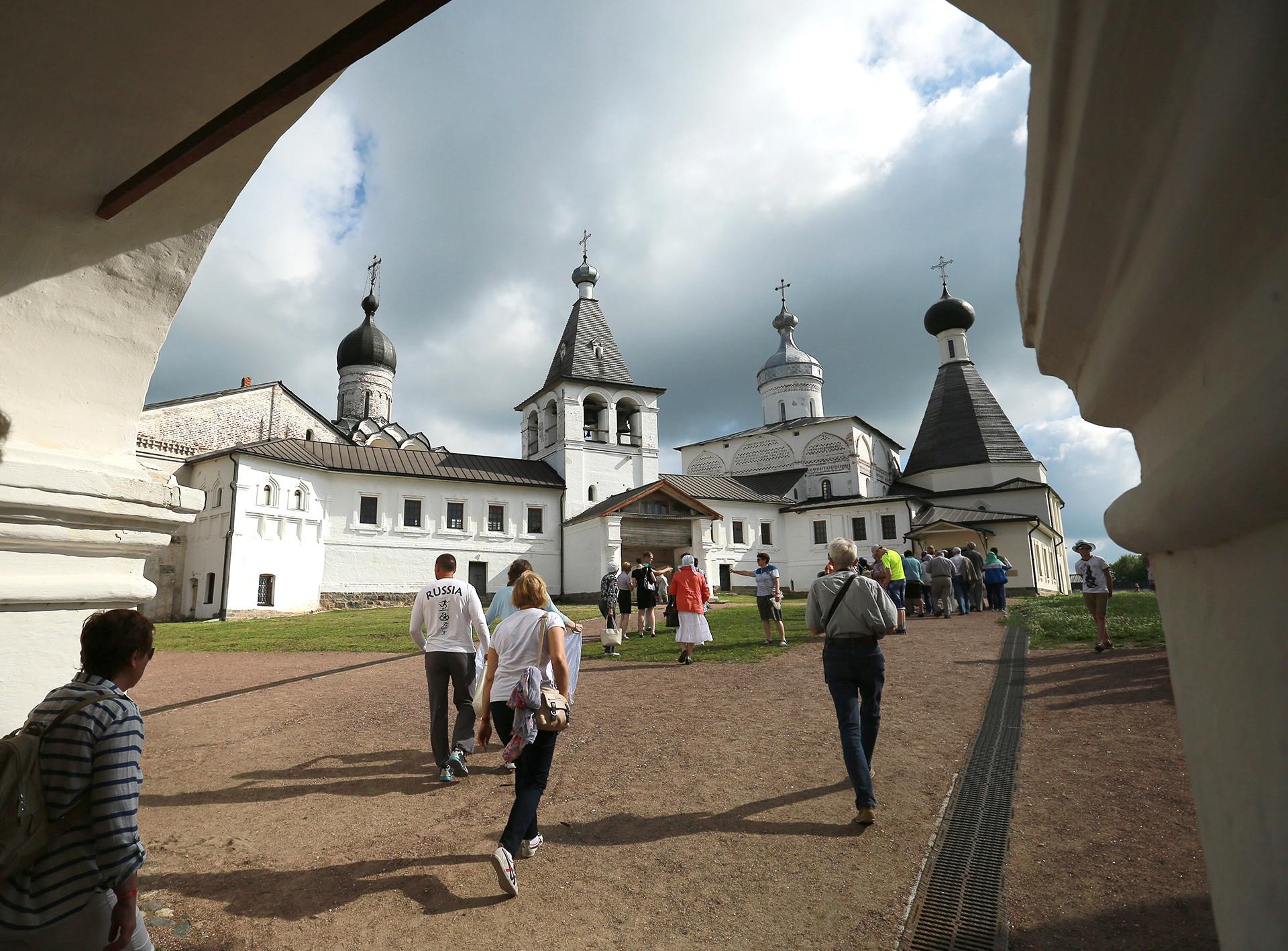 Ферапонтов манастир.