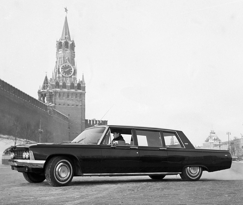 ЗИЛ-114, лимузината на Брежнев