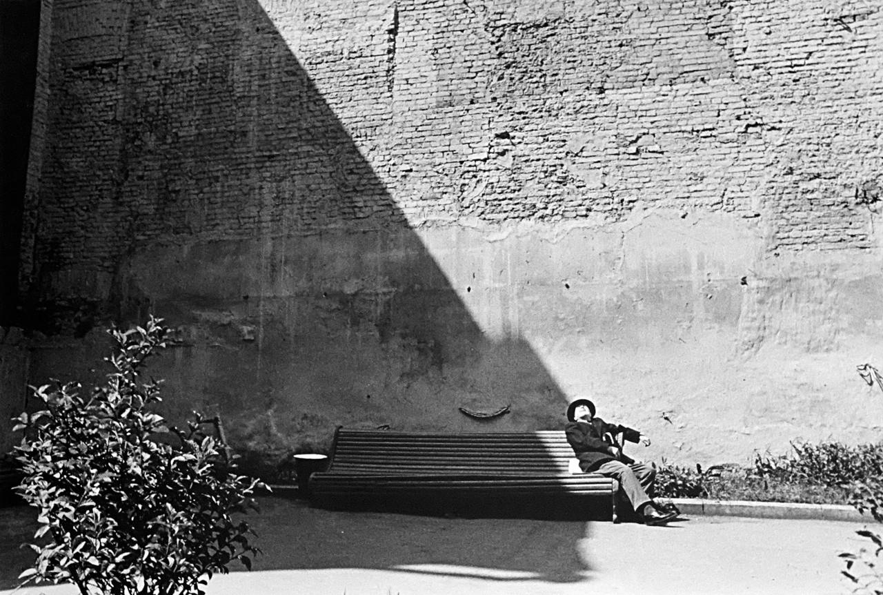 太陽の下で、1961年