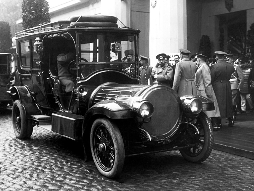 Car Nikolaj II.