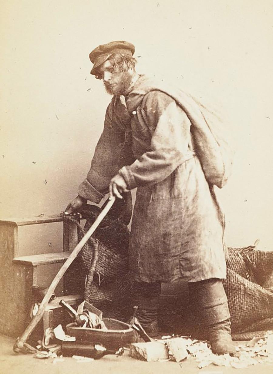Zelador (encarregado de limpeza)