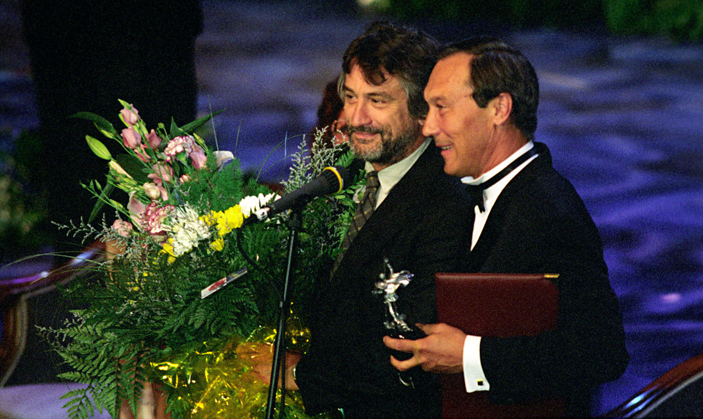 Robert De Niro und Oleg Jankowski