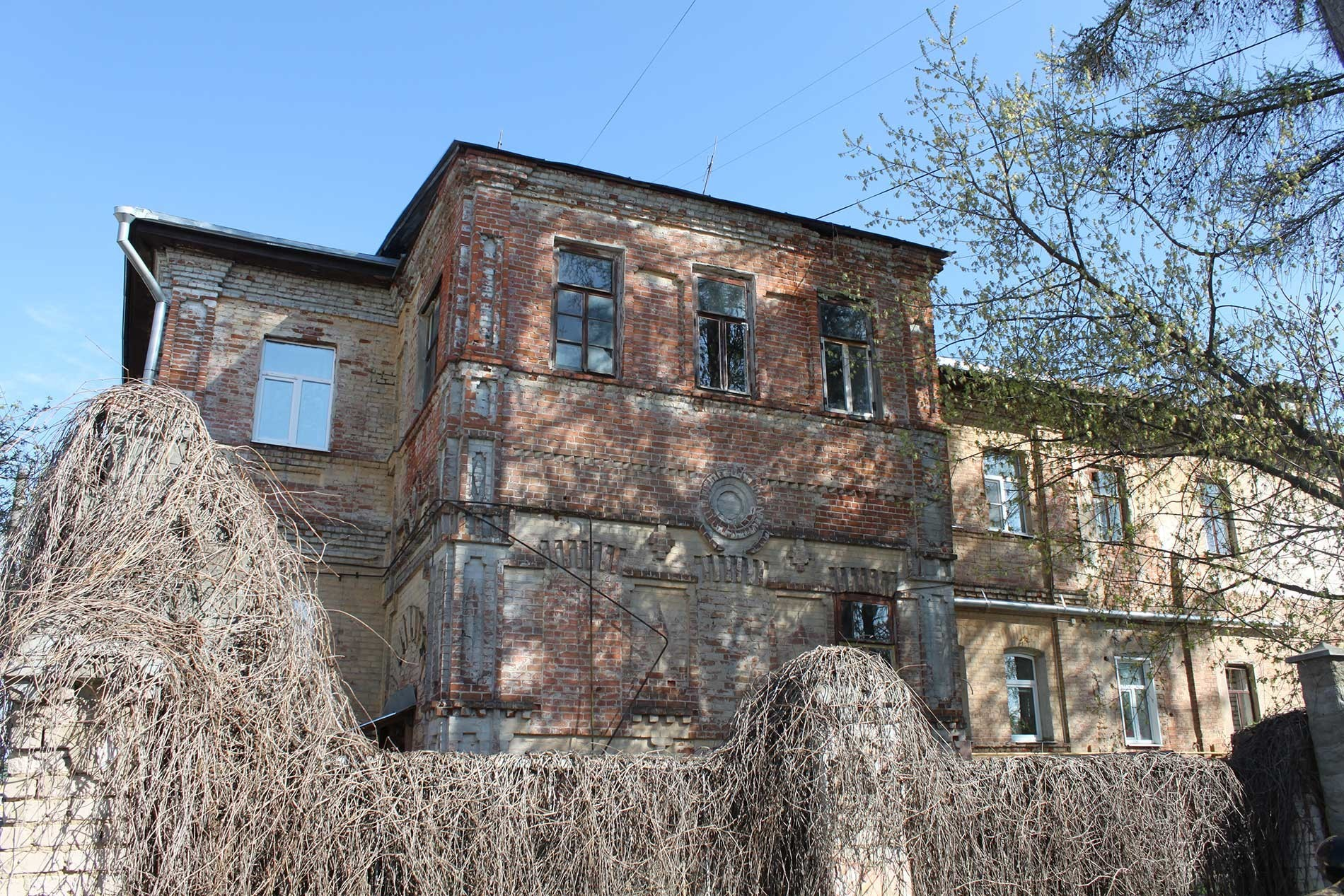 Барановљева кућа.