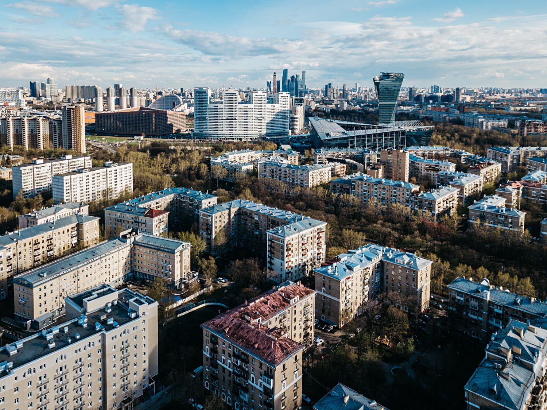 Četrt Sokol, Moskva