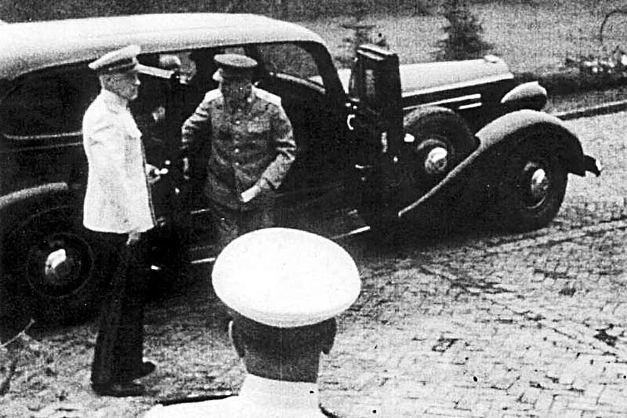 Une Packard 12