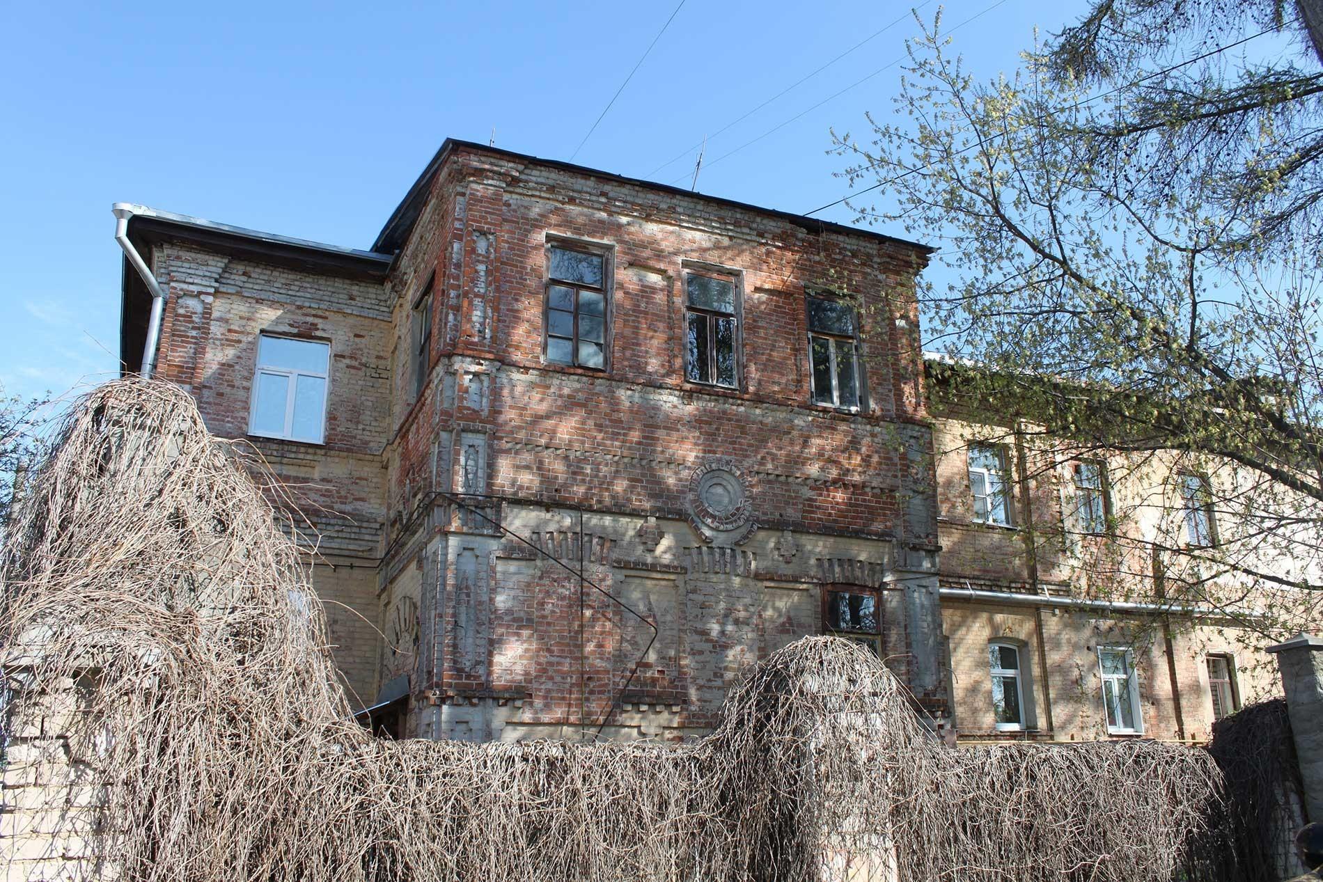 Casa Baránov.