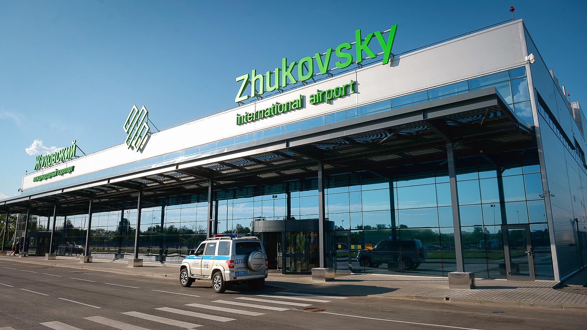 Жуковски