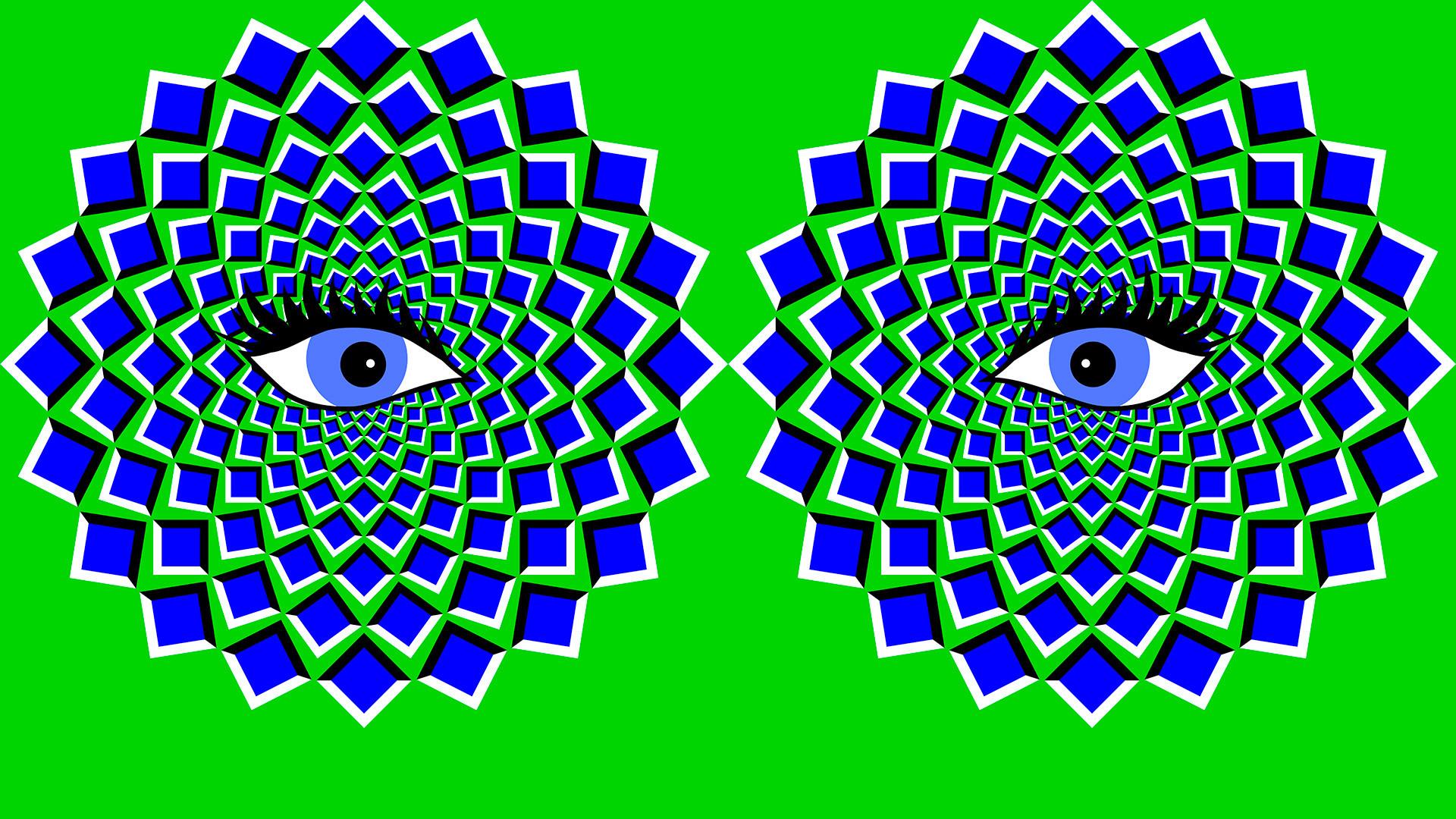 Zehn Optische Täuschungen Die Ihren Kopf Zum Rauchen Bringen