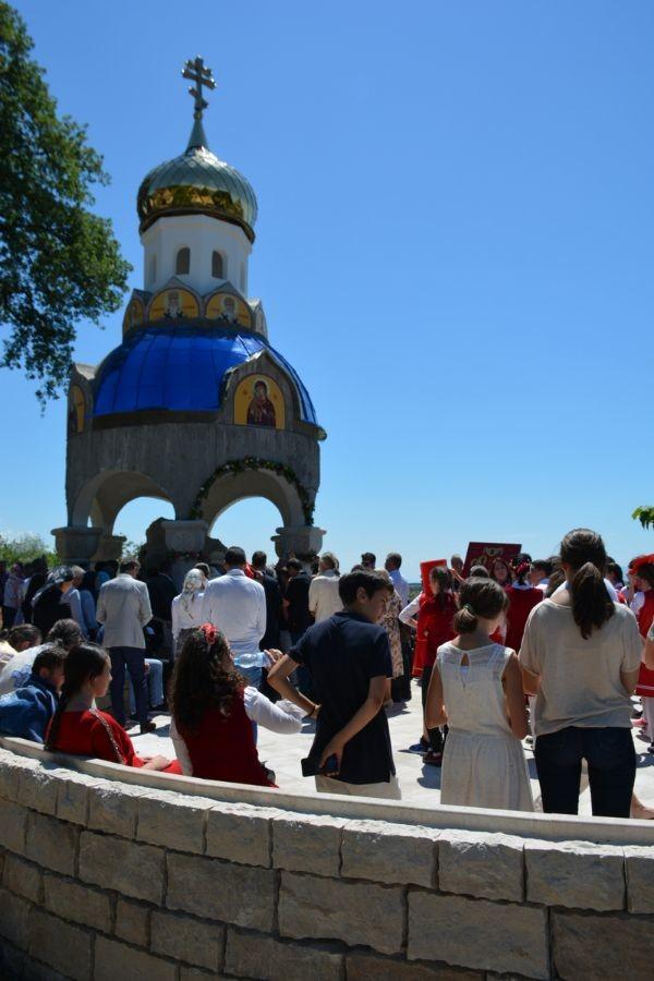 Капела посвећена царским мученицама
