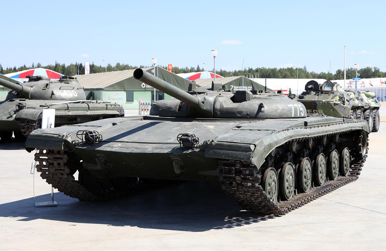 Objekt 775, najkrajši ruski tank vseh časov