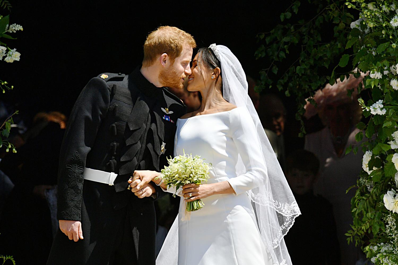 サセックス公爵ヘンリー王子(ハリー王子)はメーガン妃との結婚式