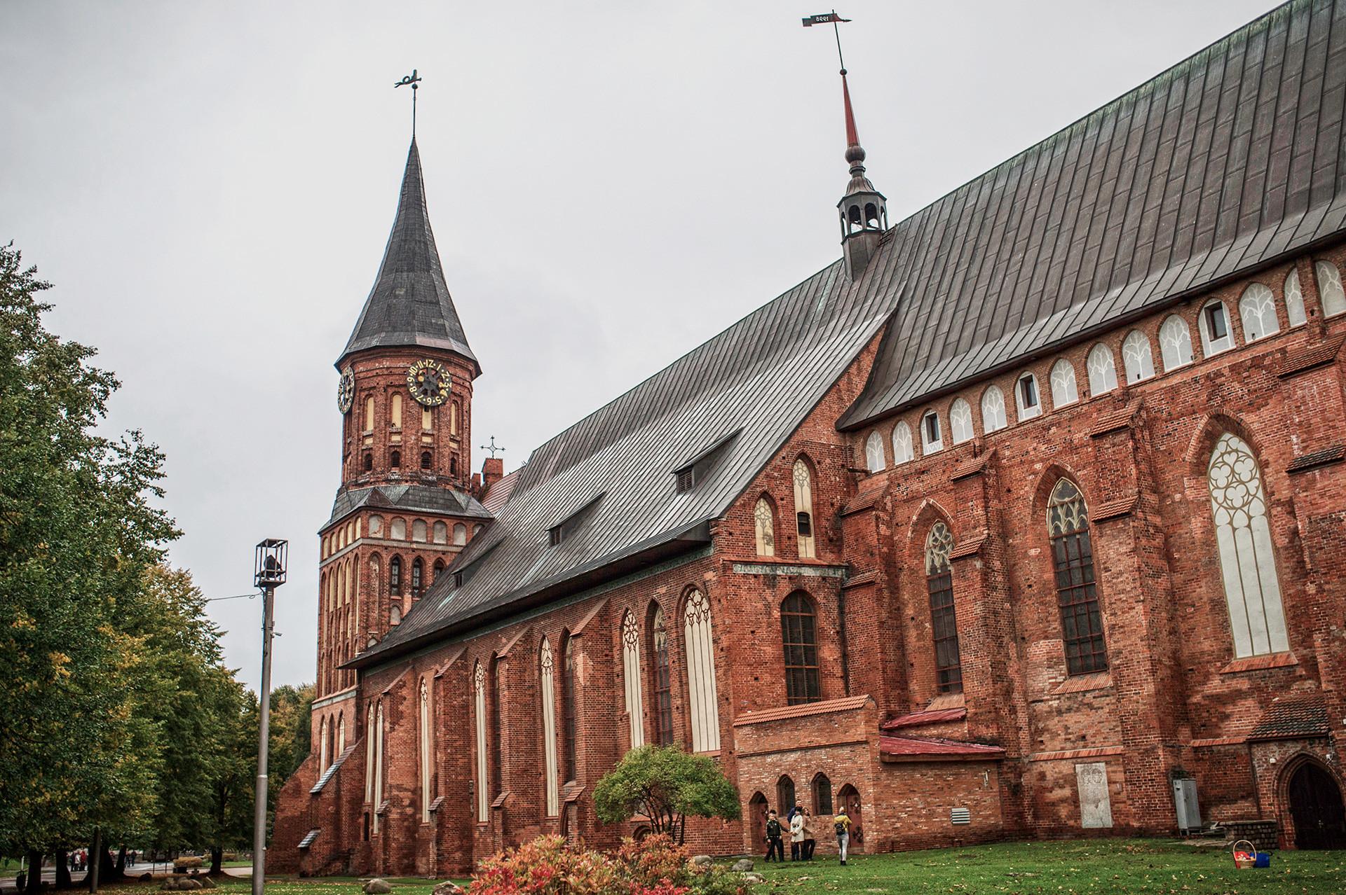 Катедрала у Калињинграду