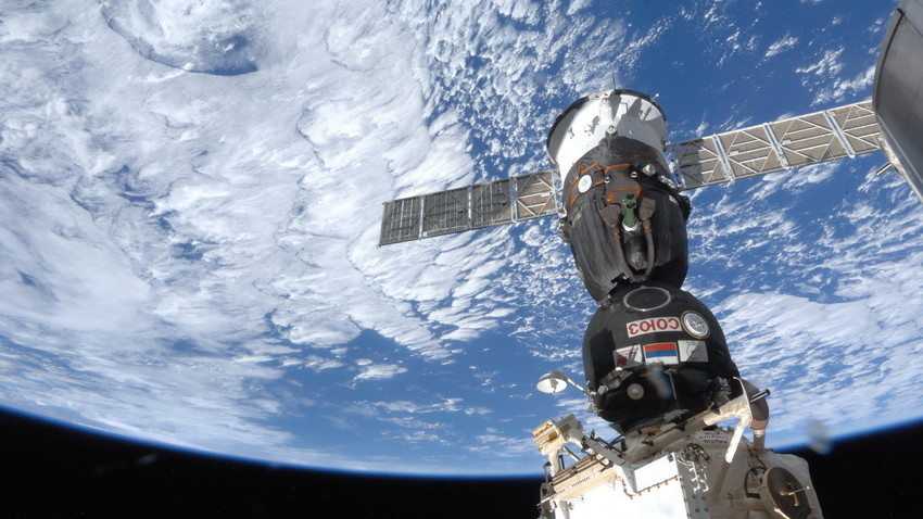 The cosmonauts from the current ISS mission are scheduled to come back to Earth on June 3