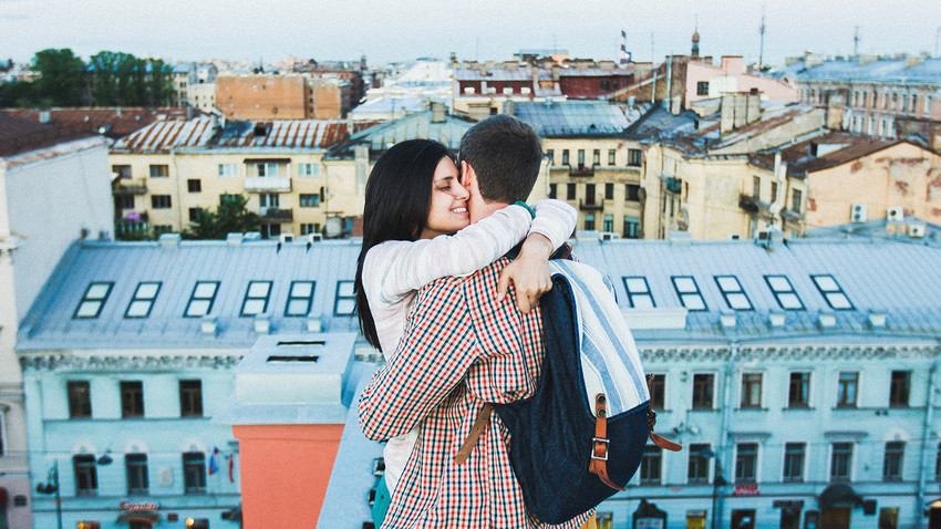 Russian romance dating