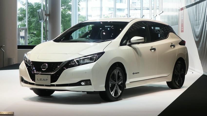 Nissan Leaf je najbolj prodajano električno vozilo v Rusiji.