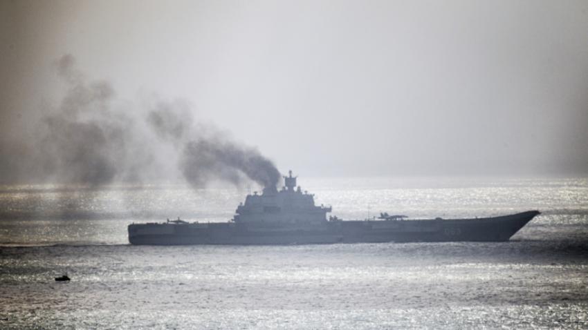 Ladja Admiral Kuznecov