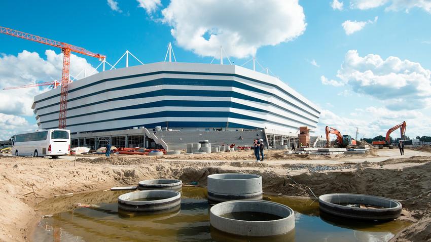 Stadion u Kalinjingradu