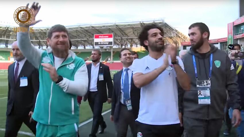 Kadirov i Salah