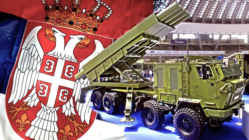 """Пројекти попут модуларног самоходног ракетног система """"Шумадија"""" су добар пут за опоравак српске војне индустрије"""