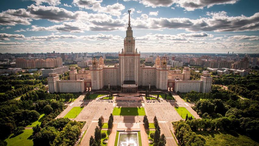 Universitas Negeri Moskow
