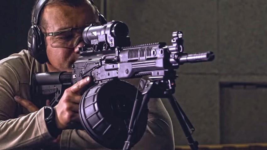 РПК-16 на стрелишту