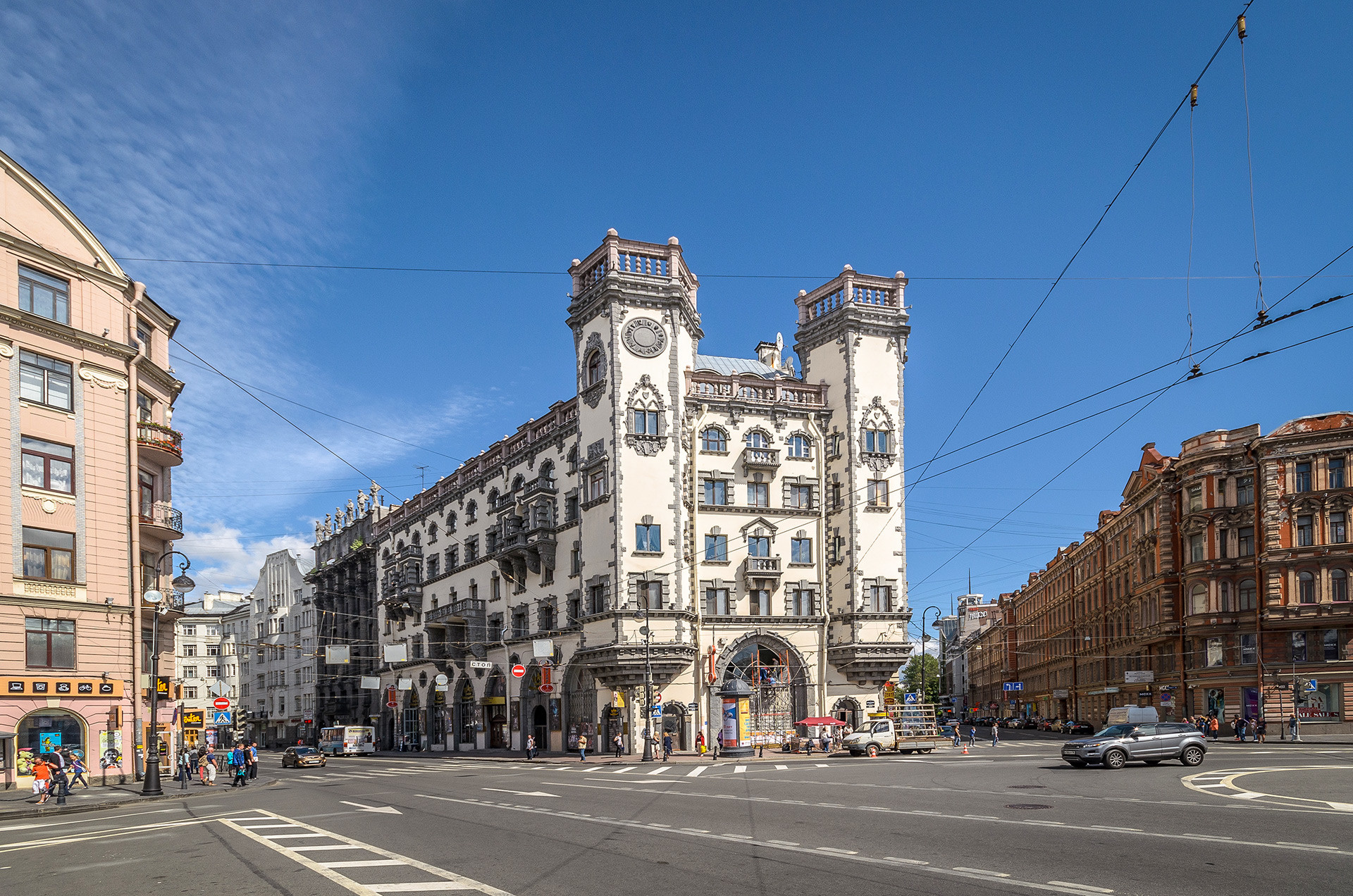 アンドレイ・ミローノフ劇場