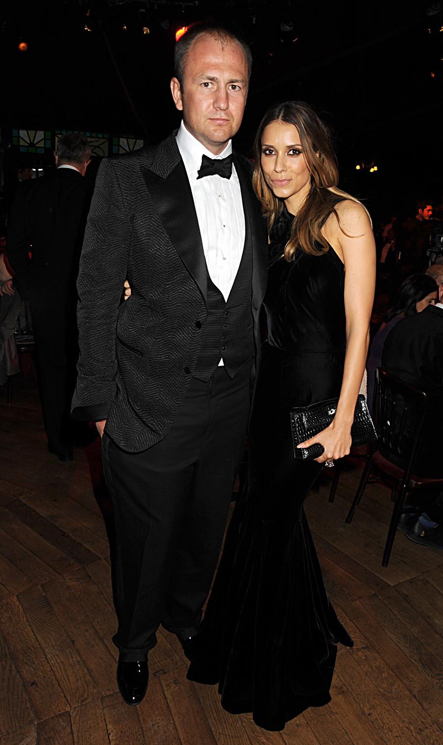 Andreï Melnitchenko avec son épouse