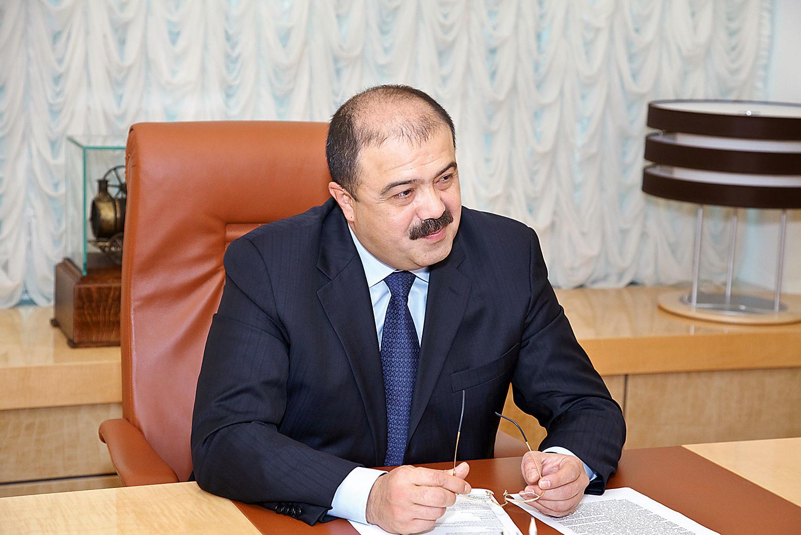 Iskander Majmúdov.