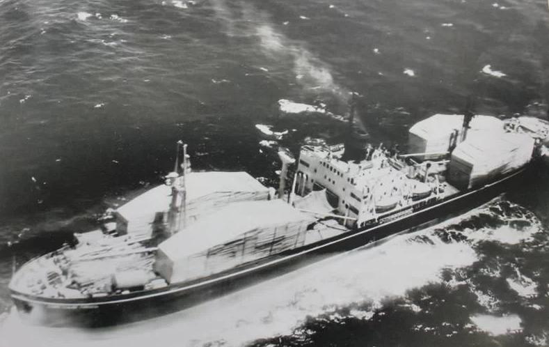 Советски брод со нуклеарни ракети