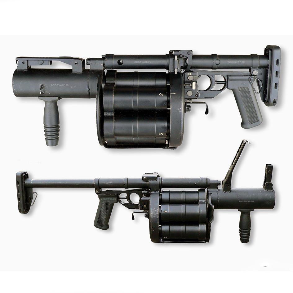 "Ручни бацач граната РГ-6 ""Гном"""