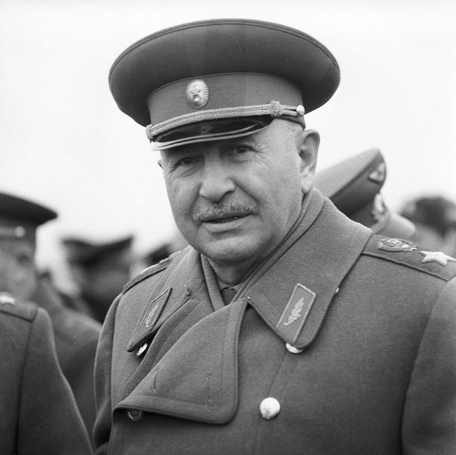 Ivan Bagramian, auteur du plan Anadyr