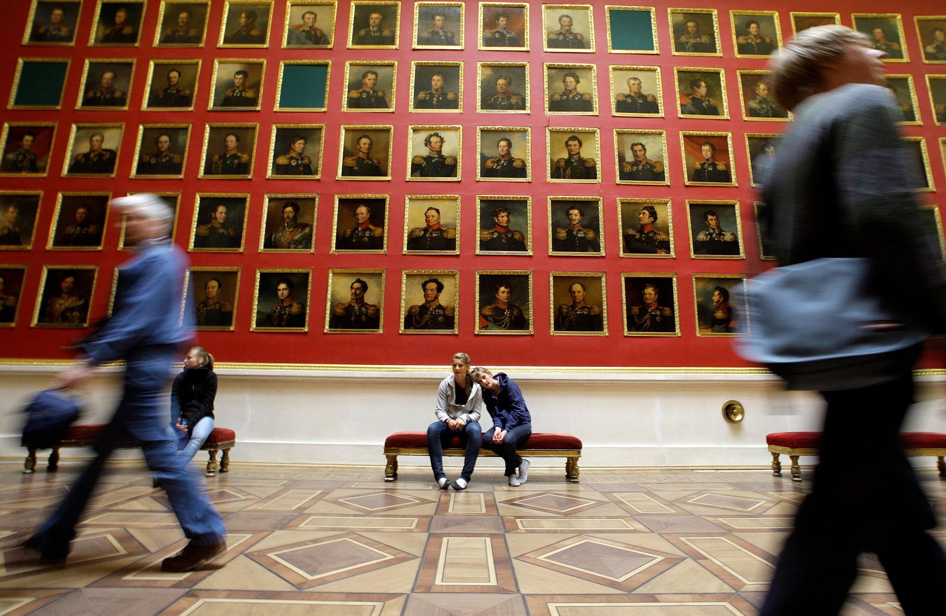 Todo museu tem dias de entrada gratuita.
