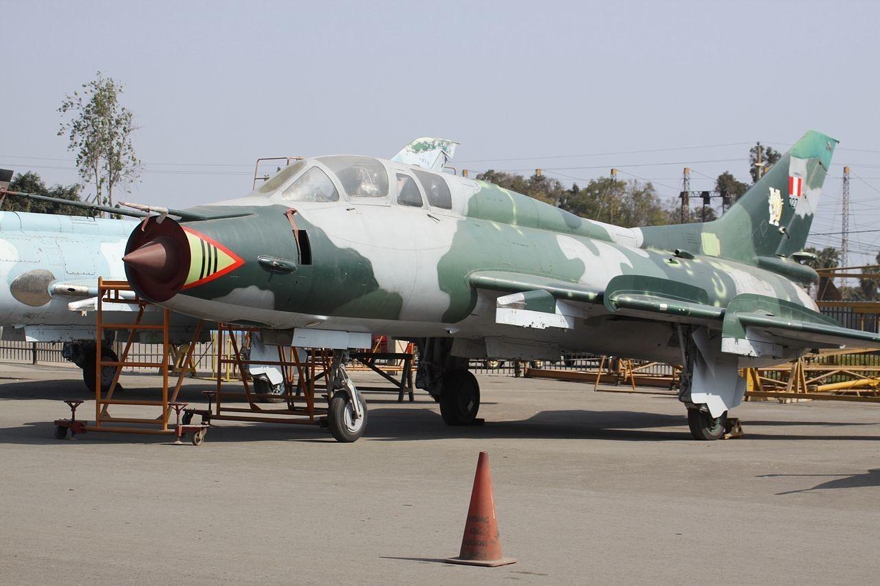 MiG-21 cubano
