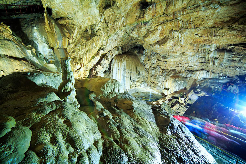 New Athos Cave