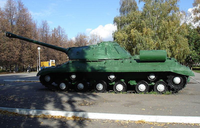 IS-3 v Parku Zmage